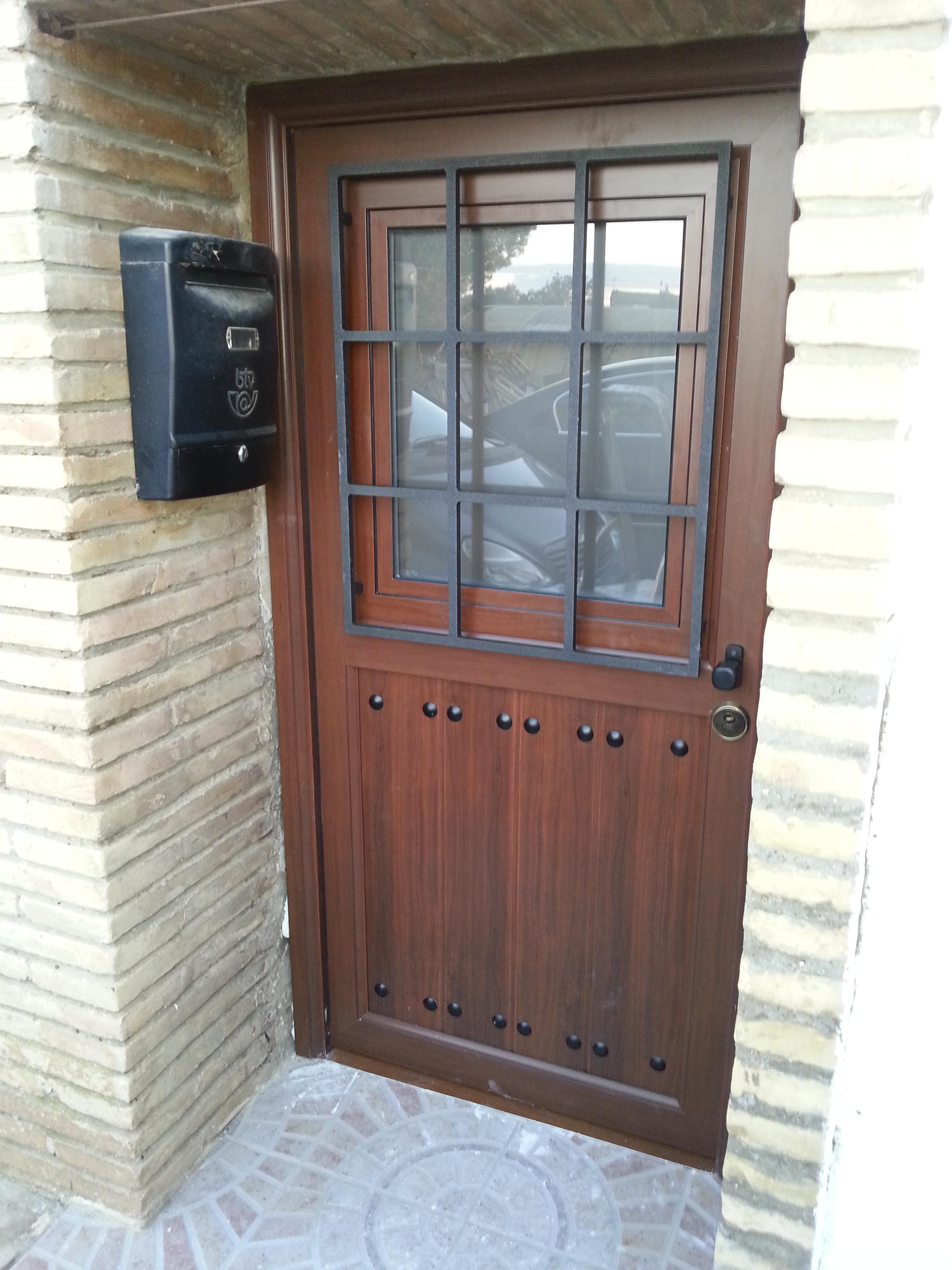 Sobre Nosotros Carpinter A Aluminio Zaragoza Aluminios Jp ~ Puertas De Entrada De Aluminio Rusticas